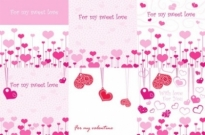 Free vector Vector Heart  another on sweetheart romantic element vector