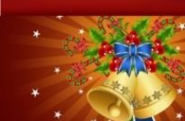 Free vector Vector background  background and christmas tree decorations vector