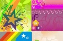 Free vector Vector background  background vector fashion