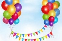 Free vector Vector background  Balloon Vector Background