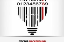 Free vector Vector background  barcode background 03 vector