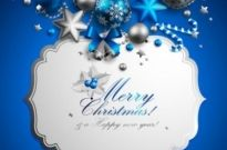 Free vector Vector background  beautiful christmas background 03 vector