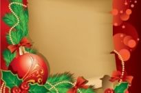 Free vector Vector background  beautiful christmas border background 02 vector