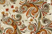 Free vector Vector background  beautiful pattern background 04 vector