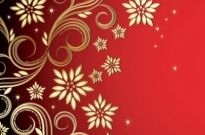 Free vector Vector background  beautiful snowflake background 03 vector