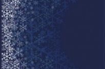 Free vector Vector background  beautiful snowflake pattern background 01 vector