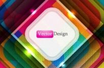 Free vector Vector background  Beautifully brilliant background