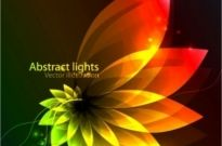 Free vector Vector background  bright beautiful background 03 vector