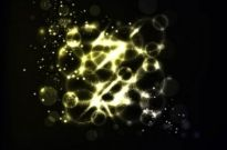 Free vector Vector background  bright stars background 05 vector
