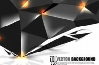 Free vector Vector background  brilliant sense of science and technology background 01 vector