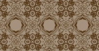Free vector Vector flower  Brown seamless floral wallpaper