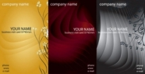 Free vector Vector misc  business card template vector