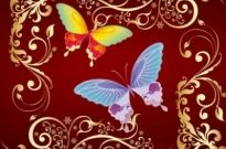 Free vector Vector misc  Butterfly Vector Graphics