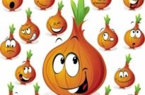 Free vector Vector cartoon  cartoon vegetables expression of 03 vector