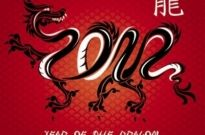 Free vector Vector background  chinese dragon background vector