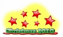 Free vector Vector clip art  Christmas 2010 Text