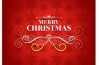 Free vector Vector misc  Christmas Background