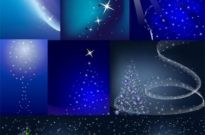 Free vector Vector background  christmas background vector spot