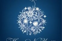 Free vector Vector Christmas  Christmas Ball with Snowflakes Vector Graphic
