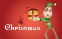 Free vector Vector Christmas  Christmas Duend