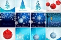 Free vector Vector Christmas  christmas element 01 vector