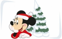 Free vector Vector Christmas  Christmas free vector art and Mickey Mouse