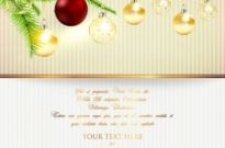 Free vector Vector background  christmas lights bright background 02 vector