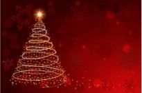 Christmas tree Free vector 7.02MB