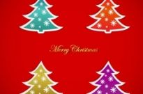 Free vector Vector Christmas  Christmas Tree Vector Graphics