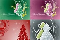 Free vector Vector background  christmas vector background