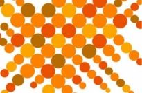 Free vector Vector background  Circular Pattern Vector Background
