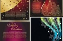 Free vector Vector background  classic christmas background vector