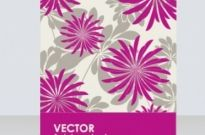 Free vector Vector background  classic pattern background 19 vector