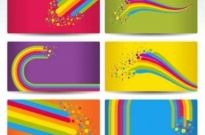Free vector Vector background  Color Banners background