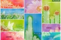 Free vector Vector background  color soft floral background vector 2 9p