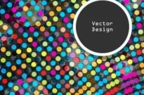 Free vector Vector misc  color wheel stickers 03 vector