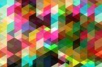 Free vector Vector abstract  Colored Abstract Vector Art