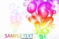 Free vector Vector abstract  Colorful Abstract Background Vector Graphic