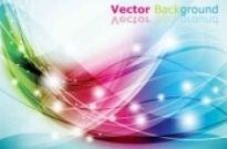 Free vector Vector background  Colorful Abstract Backgrounds