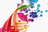 Free vector Vector abstract  Colorful Abstract Design Background Vector Art