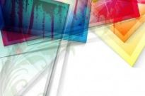 Free vector Vector background  Colorful abstract  vector background