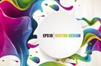 Free vector Vector background  colorful background 01 vector