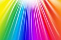 Free vector Vector background  Colorful Explosive Glow Vector Background