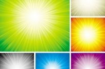 Free vector Vector background  colorful light vector background
