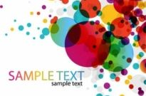 Free vector Vector background  Colorful Rainbow Vector Background