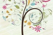 Free vector Vector misc  Colorful Tree Vector Illustration
