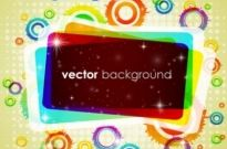 Free vector Vector background  colorful vector background 1