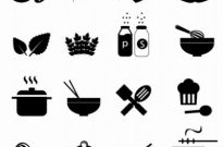Free vector Vector icon  Cooking Icons