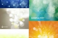Free vector Vector background  Cool Dream Light Vector Background