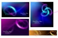Free vector Vector background  cool glare background vector